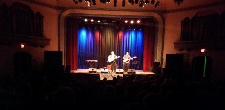 Portland concert